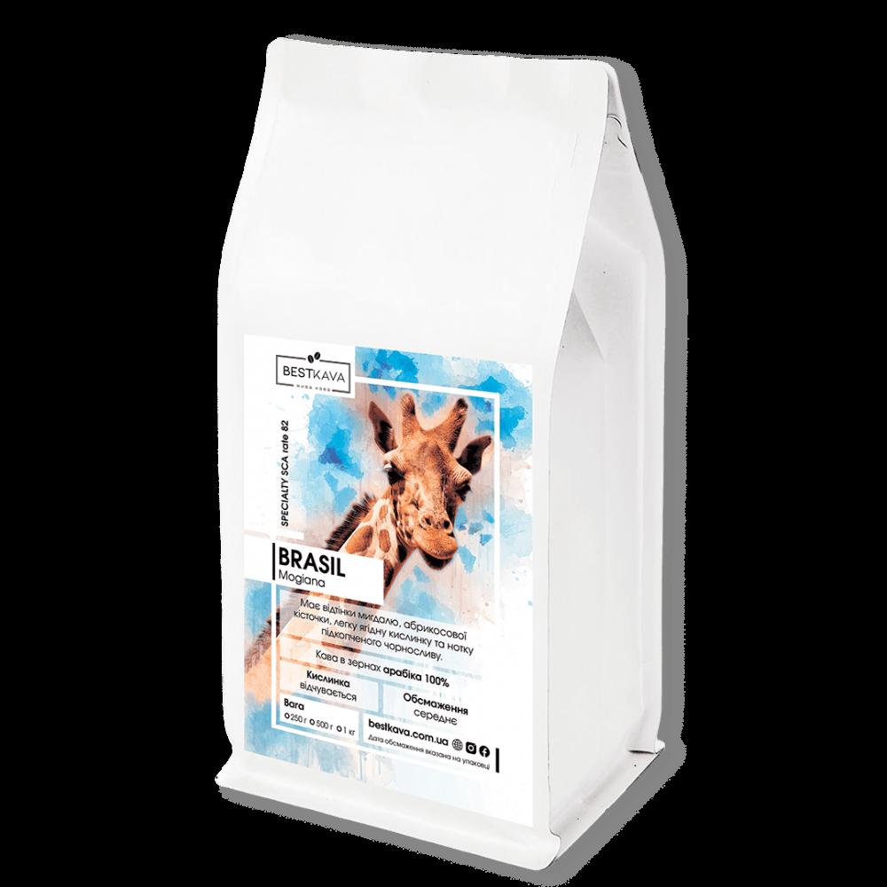 кофе бразилия моджиана в зернах отзывы